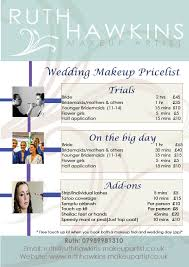wedding makeup artist costs saubhaya