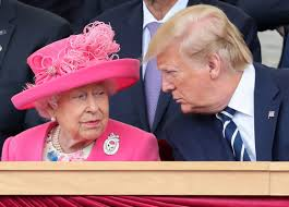 No, the Royal Family Isn't Taking a Stand Against the Trump ...