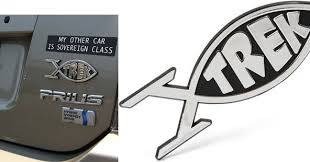 Star Trek Fish Emblem For True Believers Wired