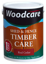 Timbercare Shed And Fence