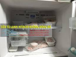 Làm gì khi tủ lạnh vẫn chạy nhưng không đông đá