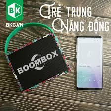 Loa Bluetooth Karaoke mini Boombox, Kèm Micro Hát hay (Vân Gỗ) - P328843 |  Sàn thương mại điện tử của khách hàng Viettelpost