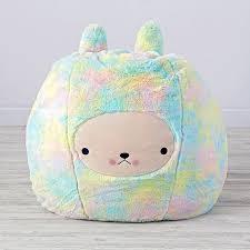 bunny bean bag chair by bijou kitty