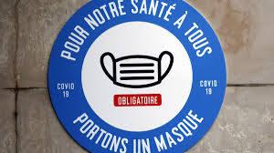 """LCI on Twitter: """"Le port du masque y est désormais recommandé y ..."""