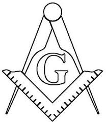 Amazon Com Ew Designs Freemasonry Emblem Sticker Die Cut Decal Freemason Masonic Bumper Sticker Vinyl Sticker Car Truck Decal 5 Kitchen Dining
