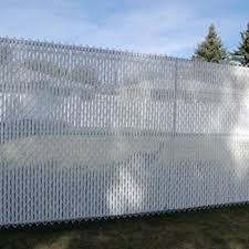 Privacy Top Lock Slats For 5 Chain Link Fence Various Colors Wayside Fence Company