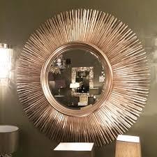 extra large sunburst mirror definitely