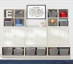 Cameron Wall Storage System Playroom Storage Pottery Barn Kids