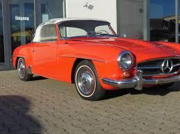 1962 mercedes benz 190sl frame off