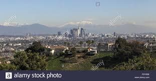 Previsioni Del Tempo Per Il Centro Di Los Angeles Immagini ...