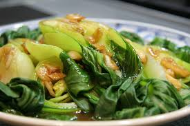 Shanghai Cabbage with Oyster Sauce and ...