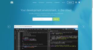 cloud9 your development environment