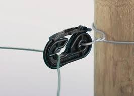 Corner Ends Electric Fence Insulators