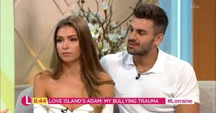 Love Island's Adam Collard and Zara McDermott hit out at vile trolls on  ITV's Lorraine - Chronicle Live