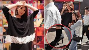 Ada Choi Will Not Let Her Pregnancy Stop Her From Wearing High Heels -  TODAYonline