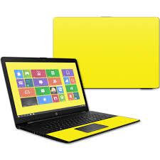 Glossy Glitter Skin For Hp 17t Laptop 17 3 2017 Solids Collection Walmart Com Walmart Com