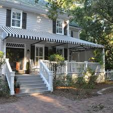 75 Beautiful Porch With An Awning Pictures Ideas November 2020 Houzz