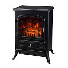 electric fireplace heater stove