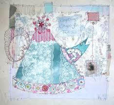 Friday's Fab Find: Priscilla Jones's beautiful mixed media artwork ...