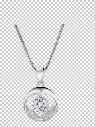 earring necklace diamond pendant silver