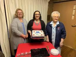 Celebrating May birthdays: Angie, Leila... - American Legion Auxiliary Unit  41 Glasgow | Facebook