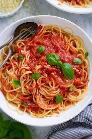 Homemade Marinara Sauce Recipe ...