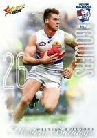 2019 AFL Select Footy Stars Common Card - Western Bulldogs - Billy Gowers |  eBay