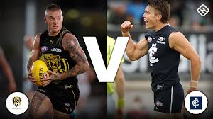 Richmond v Carlton: The teams, odds ...