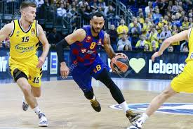 Berlin, Germany, March 04, 2020: Adam Hanga Of FC Barcelona Basketball..  Stock Photo, Picture And Royalty Free Image. Image 151448602.