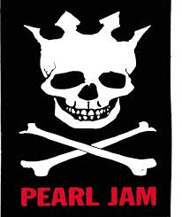 Amazon Com 007b Pearl Jam American Hard Rock Band Music Car Bumper Sticker Vinyl Die Cut Skate Decal 2 5x3 Inches Kitchen Dining