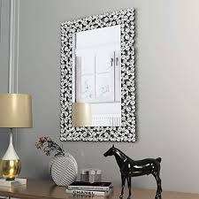 kohros large antique wall mirror ornate