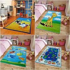 Kids Area Rug Kids Rugs 5x7 Playroom Rugs Classroom Rug Educational Rug Carpet Ebay