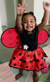 baby little ladybug costume party city