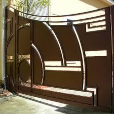 Modern Wrought Iron Gates Houzz