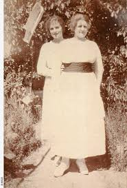 Ada Murray and Margaret Shepherd • Photograph • State Library of South  Australia
