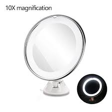 10x magnifying led lighted