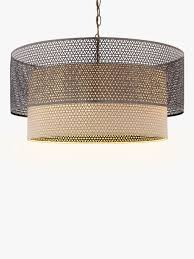 pandora glass strips pendant light