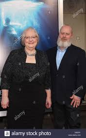"""Joyce Smith, Brian Smith 04/11/2019 The Premiere of """"Breakthrough"""" held at  the Regency Village Theatre in Los Angeles, CA Photo: Cronos/Hollywood News  Stock Photo - Alamy"""