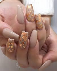 25 ultra pretty fall nail designs to