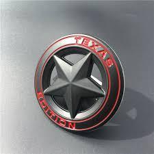 Texas Longhorns Longhorn Edition Chrome Auto Emblem Car Decal Mvp For Sale Online Ebay