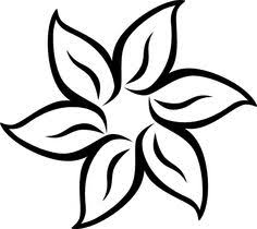 free flower stencils you can print you