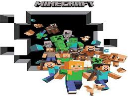 Decal Minecraft Wall Borders Minecraft Wall Stickers Wall Decal 1092524 Hd Wallpaper Backgrounds Download