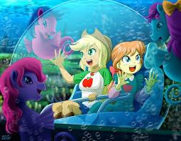 Under the Sea Adventure - My Little Brony - my little pony ...