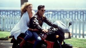 Tom Cruise back on a Kawasaki for Top Gun 2