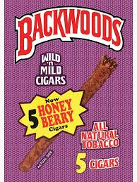 Backwoods Honey Berry. New to the U.K!