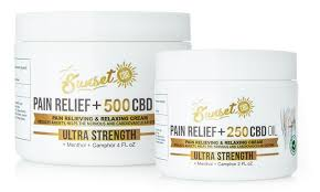 Up To 77% Off on Pain Relief Cream with CBD | Groupon Goods