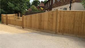 Closeboard 3m Bay Price Concrete Mortised Posts From Crestala Fencing