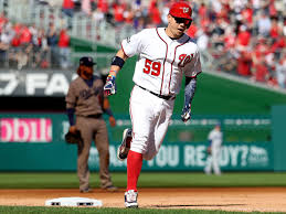Nationals' catcher Jose Lobaton on NLDS home run, 2017 role and ...