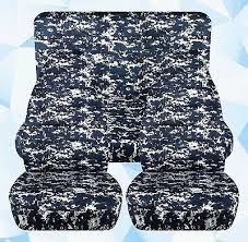 designcovers front rear seat covers