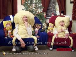 coolest homemade couch potato costumes